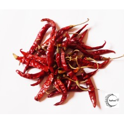 Chilli peppers - dried - 30g