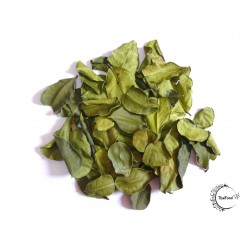 Kaffir lime - dried leaves 25g