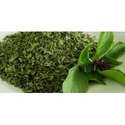 Sweet Basil Leaves - dried 50g