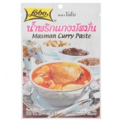 Massaman Curry paste Lobo -...